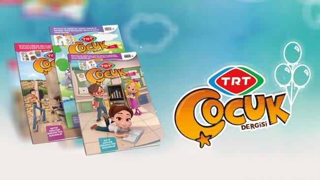 TRT Çocuk dergisinin eski sayıları dijital olarak erişime açıldı