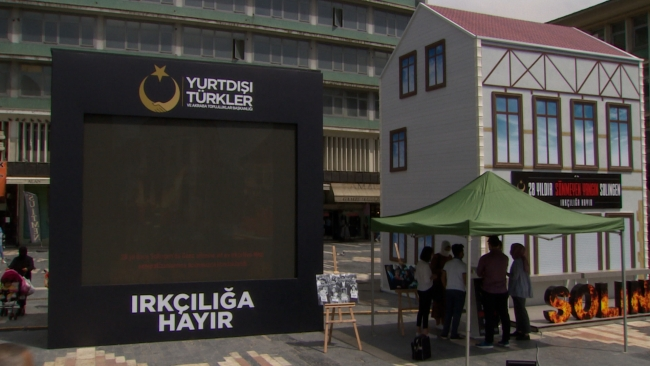 Solingen Katliamı'nın 28. yılı: Katledilen Türkler unutulmadı