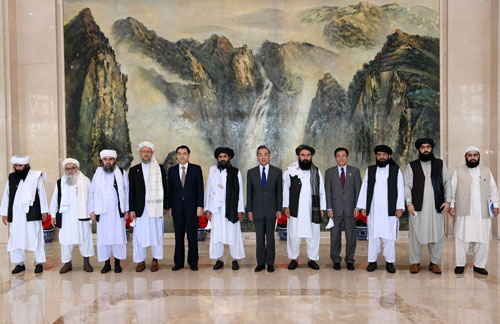 Fotoğraf: Çin Halk Cumhuriyeti Dışişleri Bakanlığı