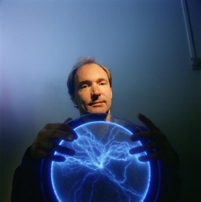 World Wide Web'in kurucusu Tim Berners-Lee. Fotoğraf: Getty