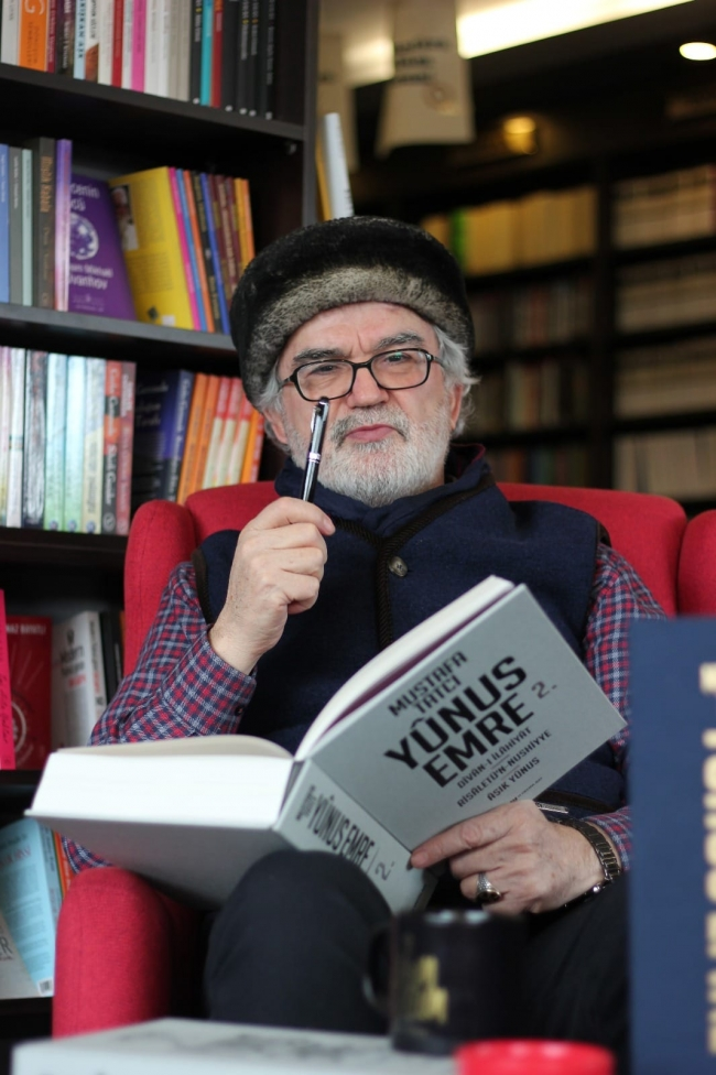 Gazi Üniversitesi Öğretim Üyesi Dr. Mustafa Tatcı