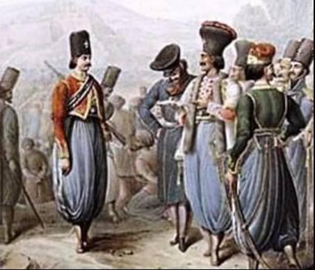 Rum isyanına gönüllü katılan Avrupalılar