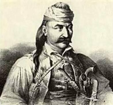Binlerce Türkü öldüren isyancı lider Theodoros Kolokotronis