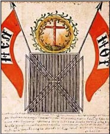 ( Filika Eterya Gizli Örgütü) İsyanın hemen bütün organizasyonu Rusya'da kurulan Filiki Eterya Gizli Örgütü üyelerince gerçekleştiriliyordu.
