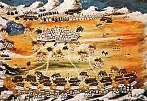 40 bin Türk'ün katledildiği Mora, Tripoliçe kuşatması