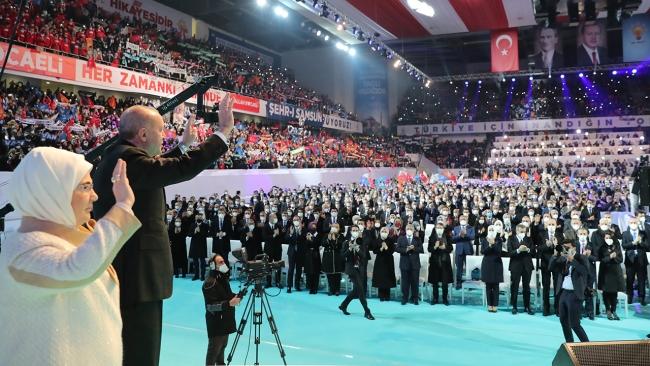 Cumhurbaşkanı Erdoğan: Dalgalanmalar Türkiye ekonomisini yansıtmıyor