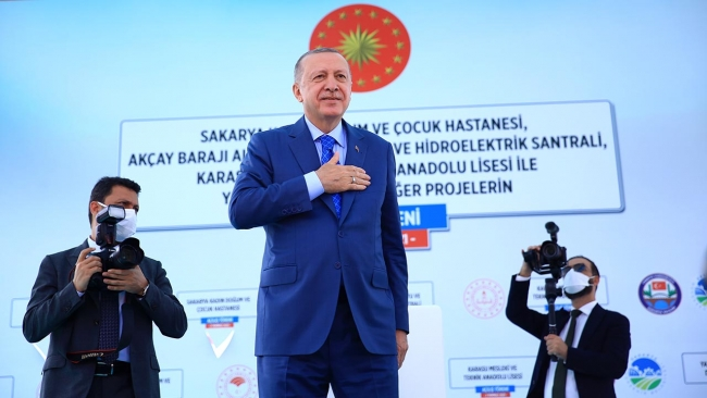 Cumhurbaşkanı Erdoğan: Ülkemizi savunma sanayiinde marka haline getirdik