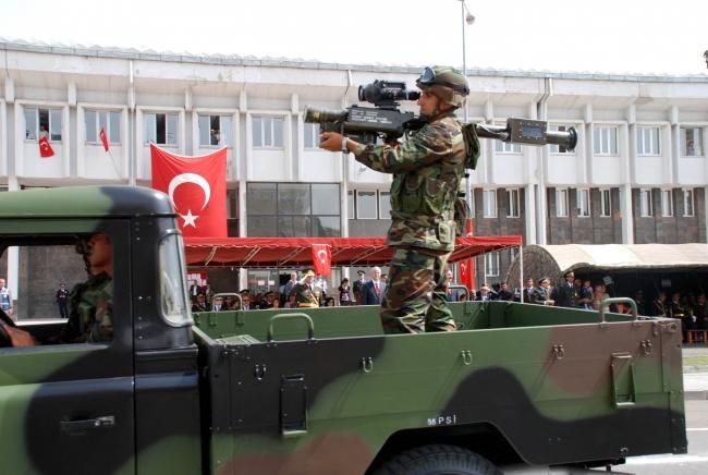 PorSav, TSK tarafından kullanılan ABD yapımı Stinger füzesinin yerini alacak. Foto: AA