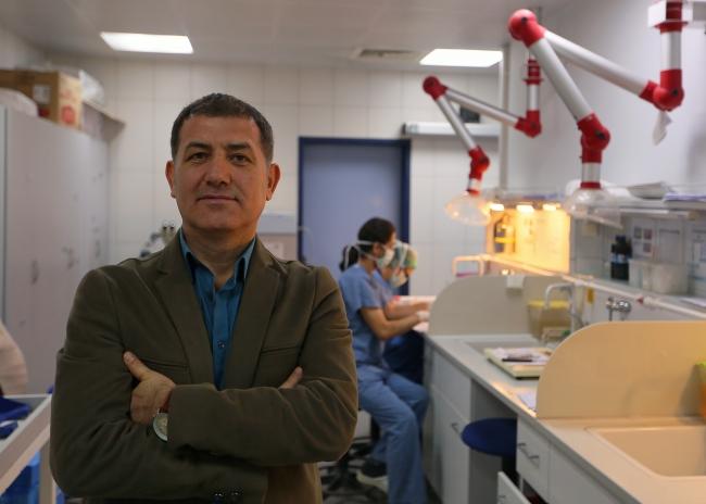 Prof. Dr. Ahmet Turan Işık. Foto: AA