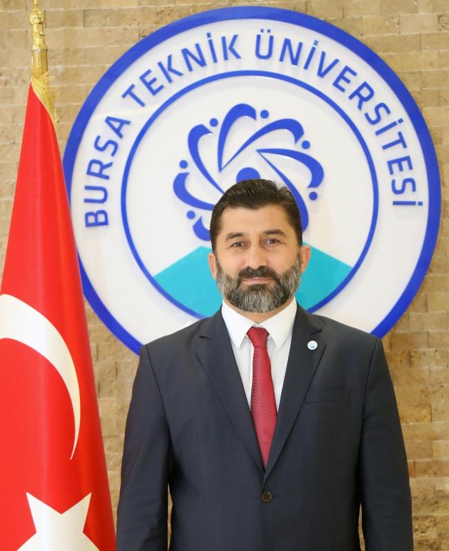 Bursa Teknik Üniversitesi Rektörü Prof. Dr. Arif Karademir