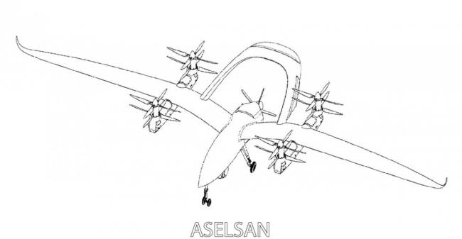 ASELSAN'ın dikey iniş-kalkış yapabilen bir İHA için patent aldığı duyuruldu.
