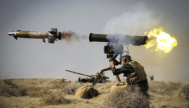 ATGM saldırılarına karşı sahadaki askeri araçların korunma tedbirleri çok düşük.