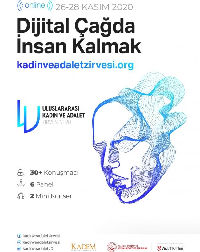 4. Uluslararası Kadın ve Adalet Zirvesi 26-28 Kasım'da düzenlenecek
