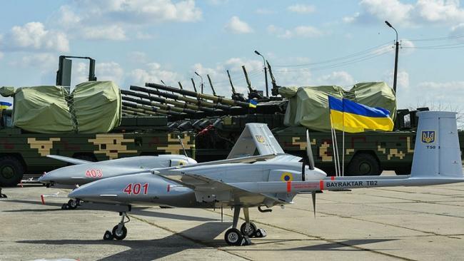 Savunma sanayii ürünleri, Ankara-Kiev ortaklığının yeni dönemde yükselen yıldızı konumunda.