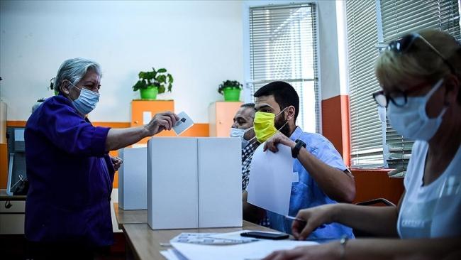 Hükümet kurma çalışmalarının sonuçsuz kaldığı Bulgaristan, 1 yıl içinde 3. kez genel seçime gidecek. Fotoğraf: AA