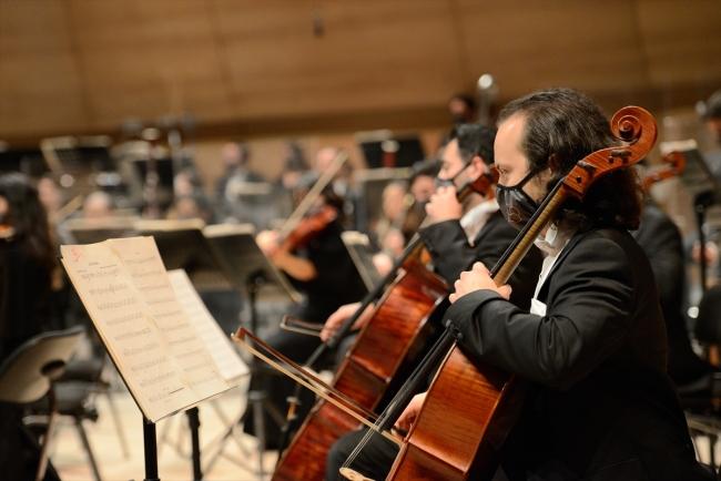 Cumhurbaşkanlığı Senfoni Orkestrası yeni binasına kavuştu