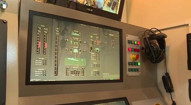 deniz simulatörü