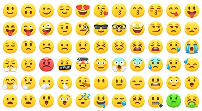 Duyguları Anlatmanın Renkli Yolu Emojiler