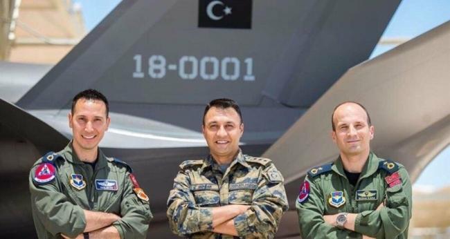 ABD'nin kararının ardından Türk pilotların F-35 eğitimi de sonlanmıştı.