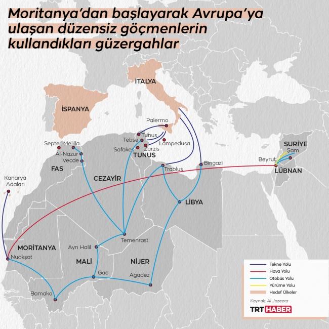 Grafik: TRT Haber / M. Furkan Terzi