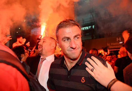 Aslan Süper Kupa için Başkentte