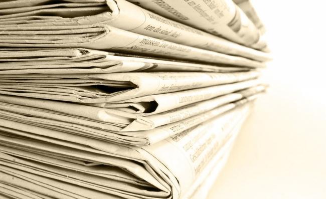 Son 5 yılda gazete okumak için harcanan ortalama süre günde 17 dakikadan 11 dakikaya düştü. Fotoğraf: Reuters