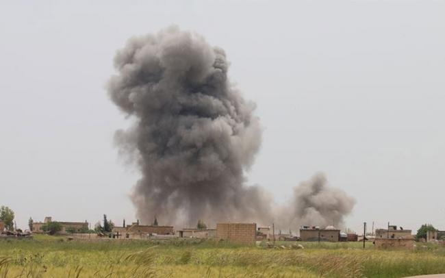 Suriye'de gözlem noktalarına yönelik saldırılara ilişkin yalanlar da hızla yayılıyor.
