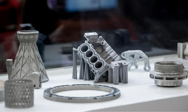 Savunma sanayii alanında kritik parçaların 3D yazıcı ile üretilmesi giderek artan bir yöntem.