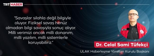 Türkiye'nin verisi milli güvenlik meselesi