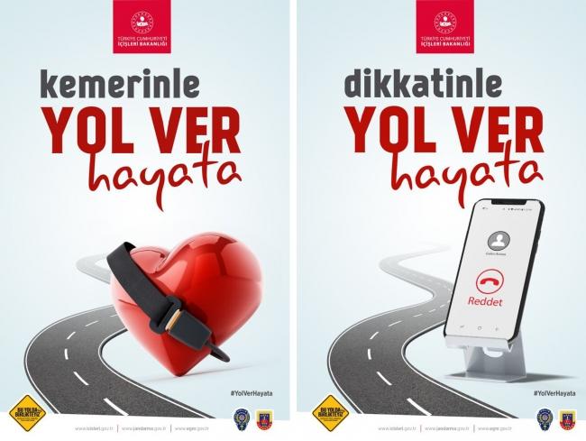 İçişleri Bakanlığından trafik kazalarının önlenmesine yönelik üç ayrı genelge