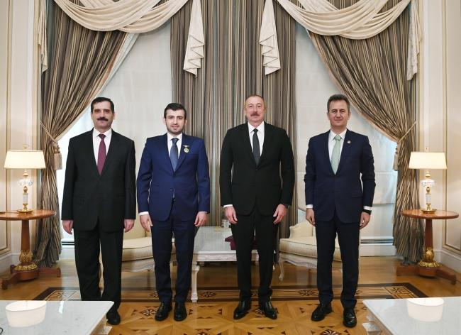 Fotoğraf: Azerbaycan Cumhurbaşkanlığı