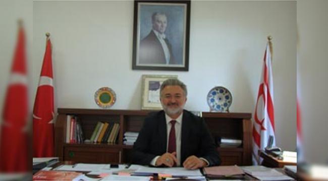 TRT Haber'e konuşan Kıbrıs Vakıflar İdaresi Genel Müdürü Prof. Dr. İbrahim Benter'e göre Maraş bir Vakıf arazisi ve bu, mahkeme kararıyla sabit. Fotoğraf: Kıbrıs Vakıflar İdaresi