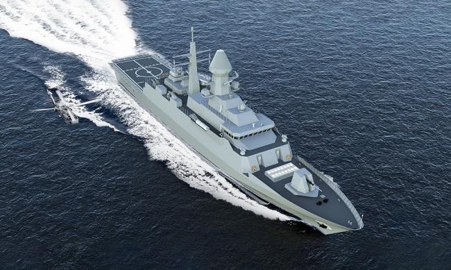Sınıfın ilk korveti Deniz Han 11 Ağustos 2021'de göreve başladı.