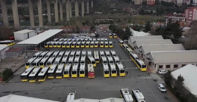 Olası İstanbul depremi için 'transfer alanları' hazırlandı
