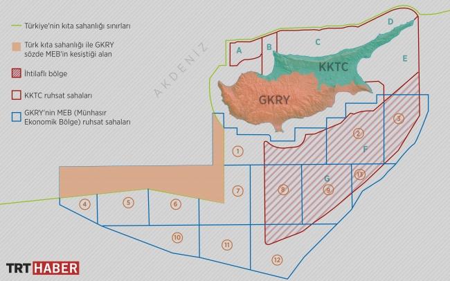 Bölge ülkeleri arasında ihtilaflı bölgeler üzerinde tartışmalar devam ediyor.
