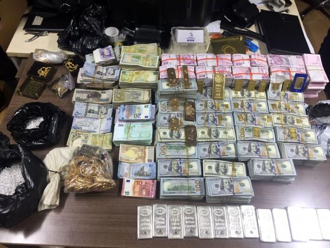 Terör örgütü Deaşın Para Kasası çökertildi