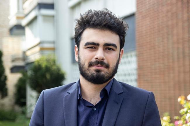 Savunma Sanayii Araştırmacısı Kadir Doğan.