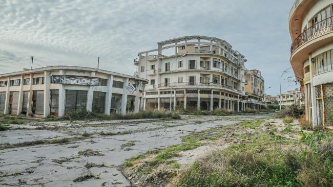 Geçmiş günlerin izinde bir kent: Kapalı Maraş