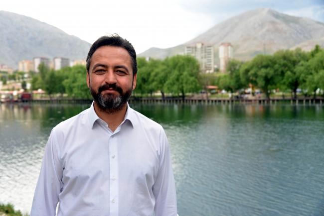 Elbistan Belediye Başkanı Mehmet Gürbüz