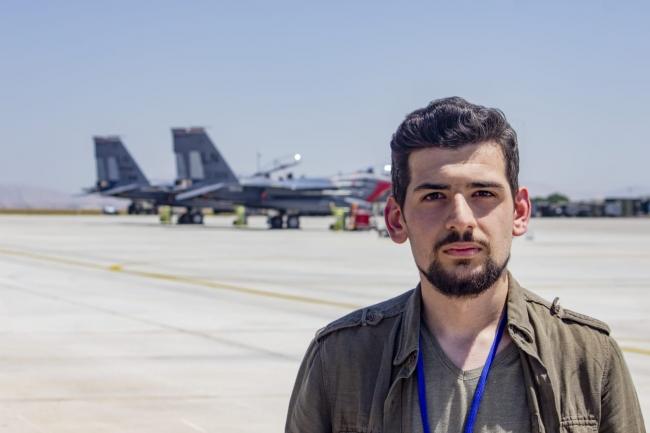 Savunma Sanayii Araştırmacısı Fatih Mehmet Küçük.