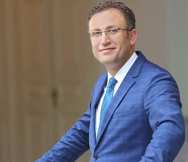 TÜRKAD Başkanı Avukat Mehmet Sarı.