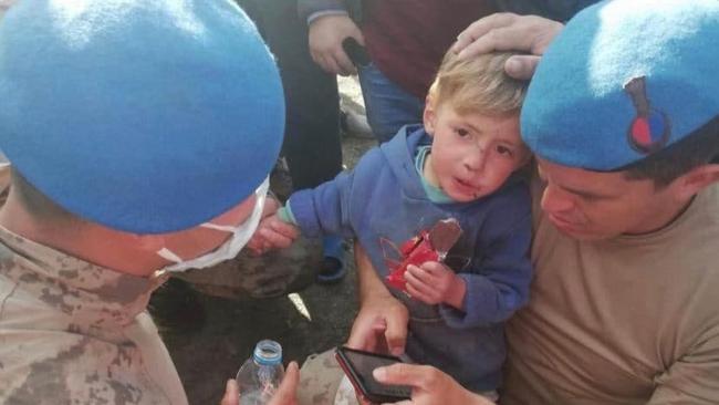 Tokat'ta kaybolan küçük Süleyman'dan güzel haber