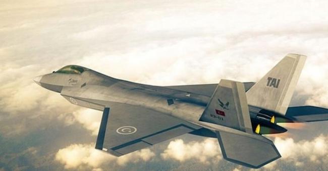Türkiye, Milli Muharip Uçak'ın tasarım sürecinde İngiltere ile iş birliği içinde.