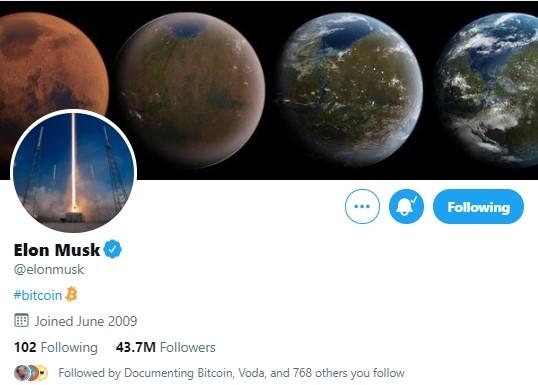 Elon Musk'in Twitter hesabında 'Bitcoin' yazması dahi piyasalara çok ciddi etki yapabiliyor.
