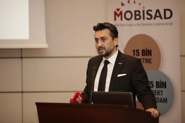 Mobil İletişim Araçları ve Bilgi Teknolojileri İş Adamları Derneği (MOBİSAD) Başkanı Mustafa Kemal Turnacı