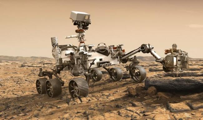 NASA son dönemlerde özellikle Mars'a ilişkin daha geniş kapsamlı projeler yürütüyor.