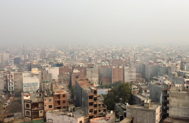 Hindistan'ın başkenti Yeni Delhi | Fotoğraf: Reuters