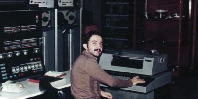 Türkiye'nin ilk internet bağlantısı 12 Nisan 1993'te ODTÜ'de gerçekleştirildi. Fotoğraf: ODTÜ