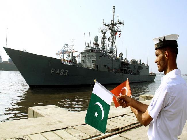 Türkiye ve Pakistan'ın askeri gemi inşasındaki birlikteliğisin derece önemli roller üstleniyor.