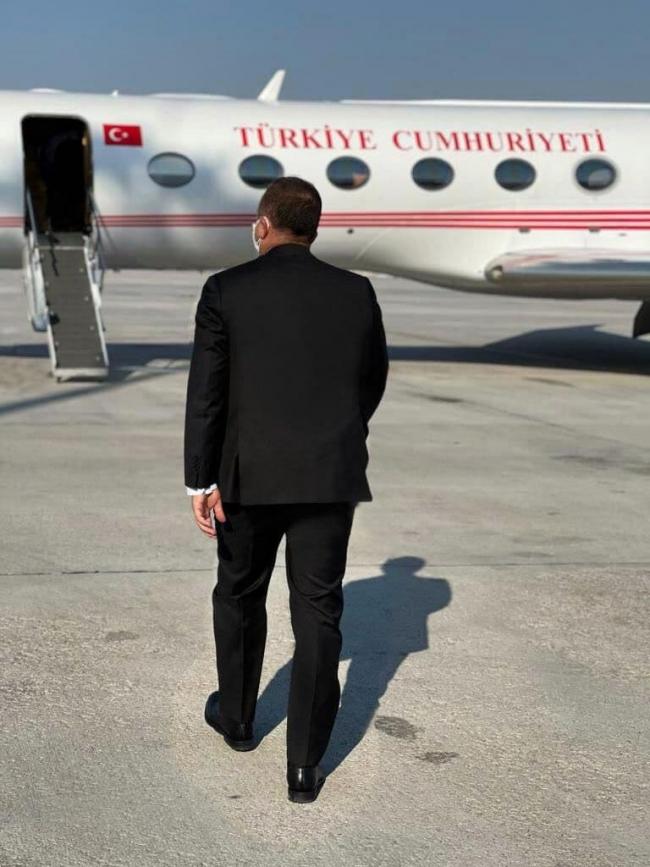 Dışişleri Bakanı Çavuşoğlu Brüksel'e gidiyor